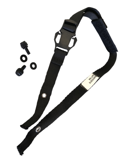 2-Point Chinstrap Replacement Set