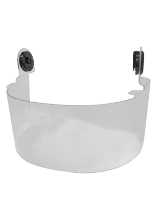 Clip On Face Shield for BR5 Series Helmets