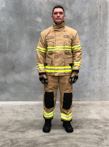 Bristol ErgoTech Action Elite Structural Firefighting Jacket