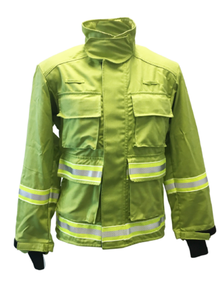 Bristol EcoFlex Wildland Jacket Marvin Lime