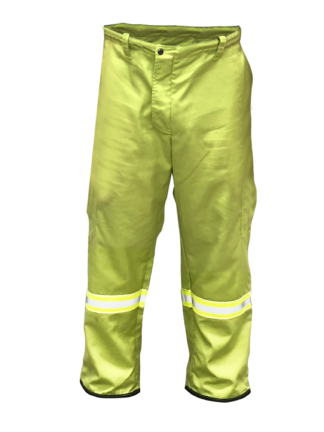 EcoFlex Wildland Trousers Marvin Lime