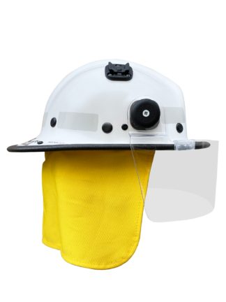 Pacific BR5 MkII Wildland Firefighting Helmet