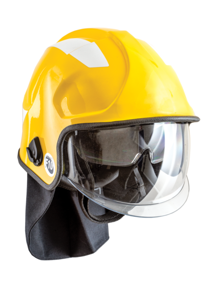 Pacific Helmets F10 MkV Structural Firefighting Helmet