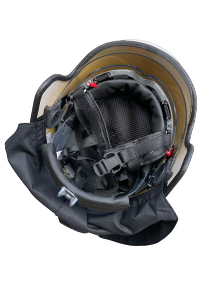 Pacific F10 MkV Helmet with GEN2 Liner and One Touch Eye Protection