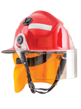 Pacific Helmets F3D MkII Structural Firefighting Helmet