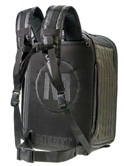 Meret V.E.R.S.A. PRO Medical Bag - Tactical Black Infection Control