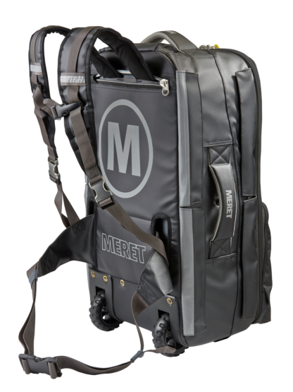 Meret M.U.L.E. PRO Medical Bag - Tactical Black Infection Control