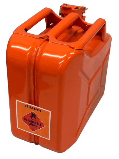 Jerry Can - Ethanol - Orange