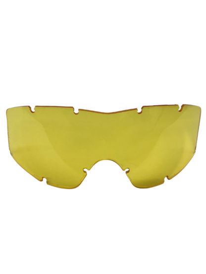 Firestrike Goggles Replacement Amber Lens