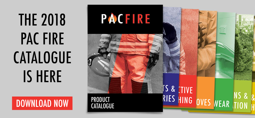 The Pac Fire 2018 Catalogue is available now