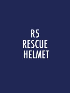 R5 Series Rescue Helmets Spare Parts