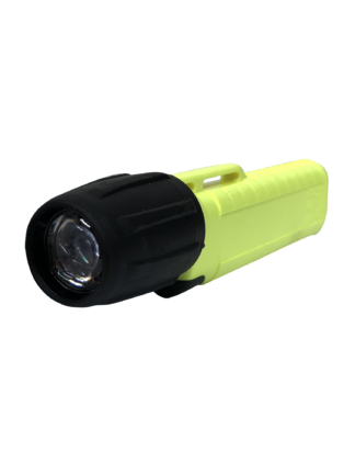4AA Zoom Helmet Torch - Underwater Kinetics