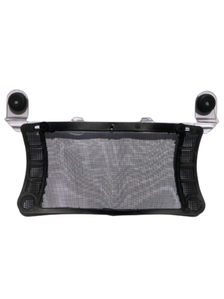 Clip On Mesh Face Shield for BR5 / BR9WB Model Helmets