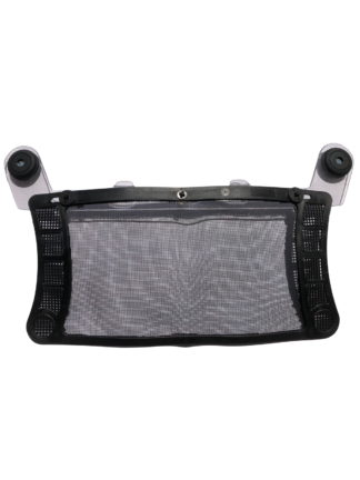 Clip On Mesh Face Shield for BR9 Model Helmets