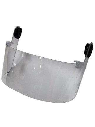 Clip On Face Shield for BR9 Series Helmets