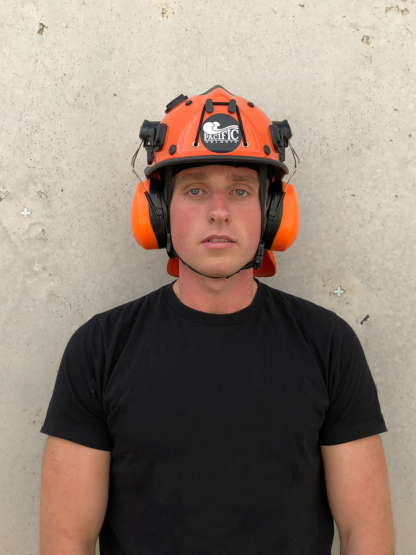 Pac Fire Helmet Mounted Earmuffs