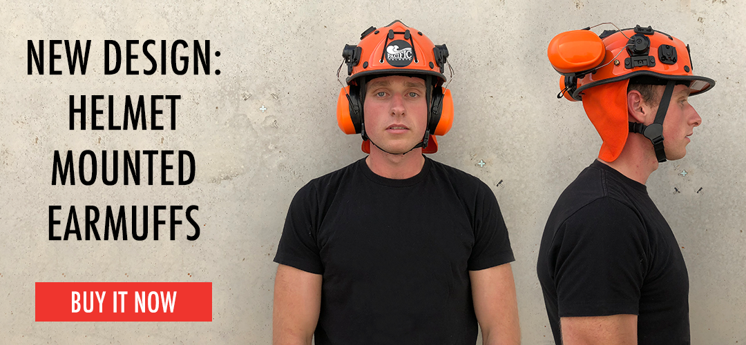 Fresh Design: Pac Fire Helmet Mounted Earmuffs