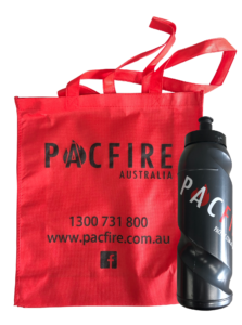 Pac Fire Merchandise