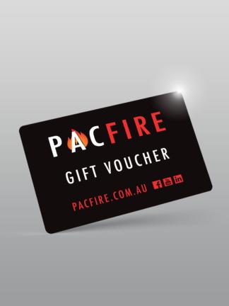 Pac Fire Online Gift Voucher