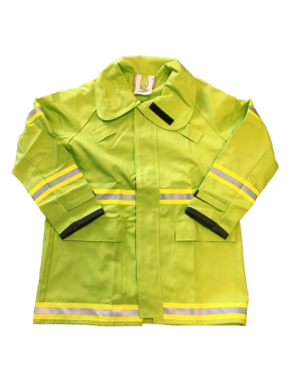PROBAN® Wildland Firefighting Jacket - Lime