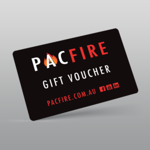 Pac Fire Online Gift Vouchers - Available Now!