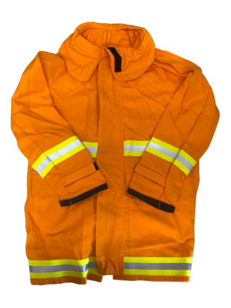 Tecasafe Wildland Firefighting Jacket - Gold