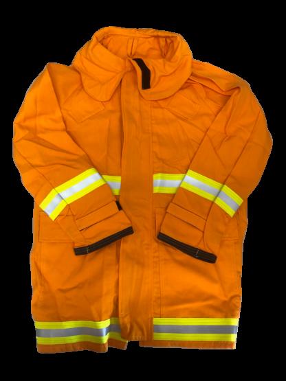 Tecasafe Wildland Firefighting Jacket - Gold