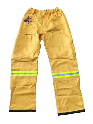 Techs260 Wildland Firefighting Trousers - Gold