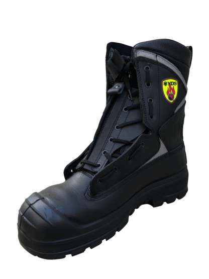 YDS Hades Zip Front Style Structural Firefighting Footwear