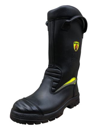 YDS Poseidon Pull-On Style Structural Firefighting Footwear