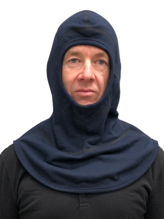 Particulate Blocking Flash Hood - Navy