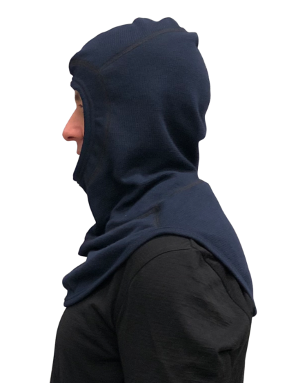 Particulate Blocking Flash Hood