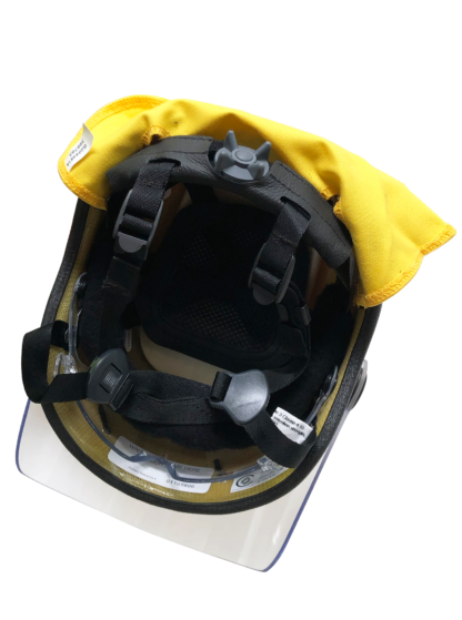 Pacific R6 Challenger Multi-Purpose Rescue Helmet Internals
