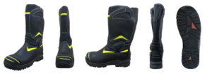 Jolly Fire Profi Structural Firefighting Footwear