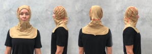 Bristol Uniforms NanoFlex® PBI® Particulate Blocking Flash Hood