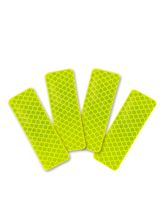 3MTM Diamond GradeTM 3983 reflective trim, Fluorescent Yellow Green