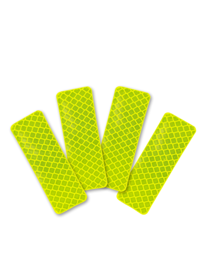 3MTM Diamond GradeTM 3983 reflective trim, Fluorescent Yellow Green