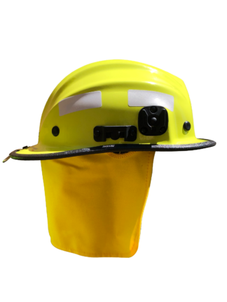 Pacific BR9 Standard Shell Wildland Firefighting Helmet