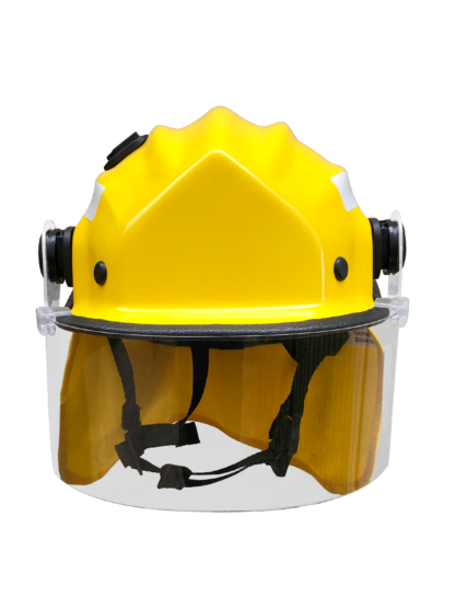 Pacific BR9 Cap Style Shell Wildland Firefighting Helmet