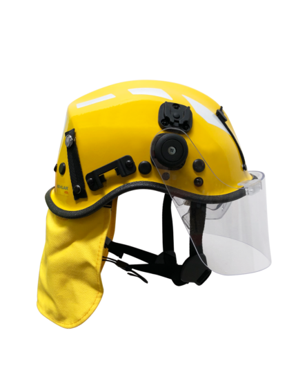 Pacific R6 Challenger Multi-Purpose Rescue Helmet