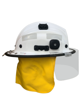 Pacific BR9 Wide Brim Shell Wildland Firefighting Helmet
