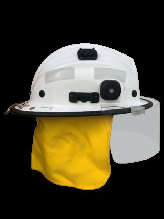 Pacific BR9 Wide Brim Shell Wildland Firefighting Helmet