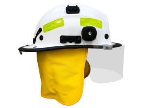 NSW RFS BR9 Wildland Firefighting Helmet