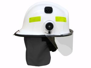 NSW RFS F3D MkII GEN2 Structural Firefighting Helmet