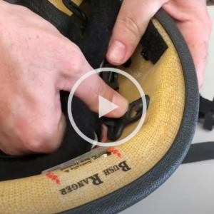 New Video: Basic Maintenance on a Pacific BR9 Wildland Firefighting Helmet