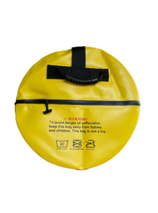 DOT System Sealed Bag - with contamination indicator