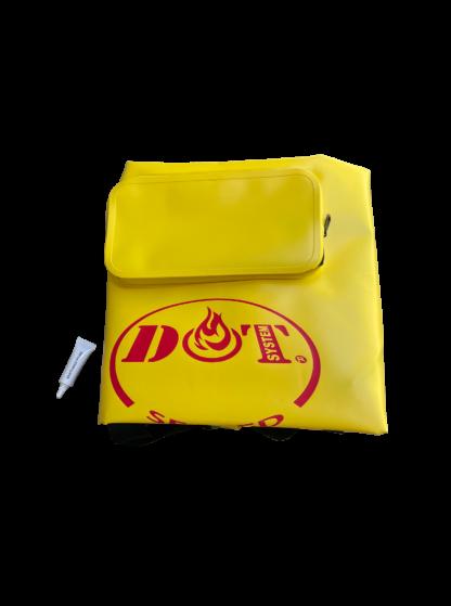 DOT System Sealed Bag - with contamination indicator