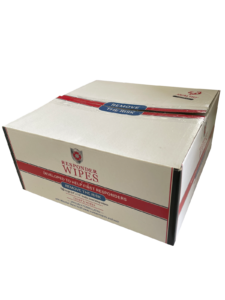 Chief's Large Responder Wipes Carton (16 Wipes per Carton)