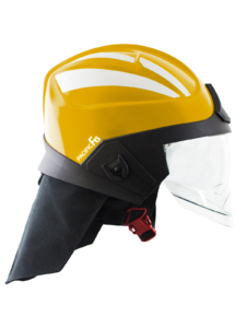 Pacific F15 Jet Style Structural Firefighting Helmet
