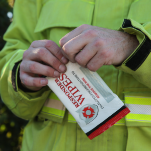 Chief's Large Responder Wipes - Healthy Firefighter Endorsed